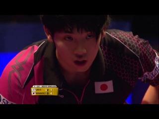 2016 World Tour Grand Finals Highlights: Yuto Muramatsu vs Liao Cheng-Ting (U21-Final)