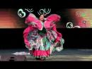 Первое выступление на сцене моей дочери. Фестиваль Рома России Раиса Бердникова . Цыганский танец