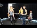 Delia feat UDDI Ipotecat LIVE @KISS FM