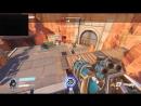 Overwatch farra 5kill