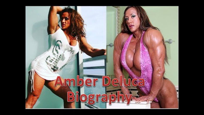 Amber Deluca Age, Height, Dating, Training, Net Worth ★ Biography