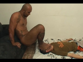 Часть 3boy step boy matheus axell gay feet trampling domination