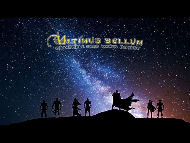 Ultimus bellum Steam ранний доступ геймплей