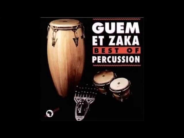 Guem Et Zaka Best Of Percussion Voix D'Afrique VA 005