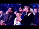 Moment Blue Ivy tells Jay z and Beyonce to stop clapping