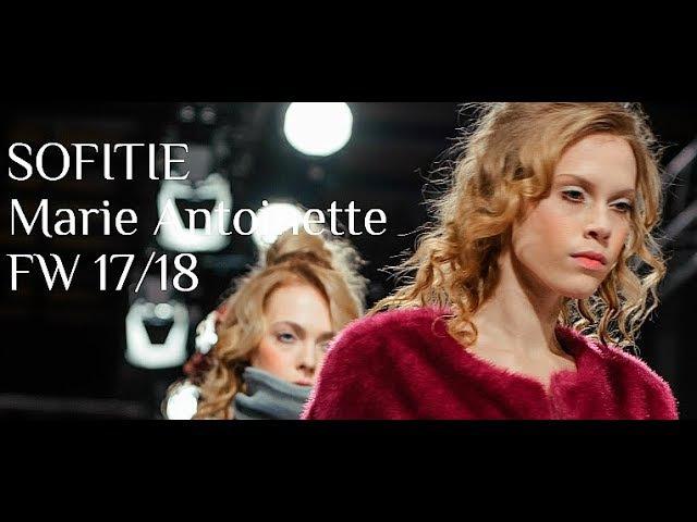Mercedes Benz Kiev Fashion Days 2017 18 SOFITIE Marie Antoinette MBKFD DESIGN