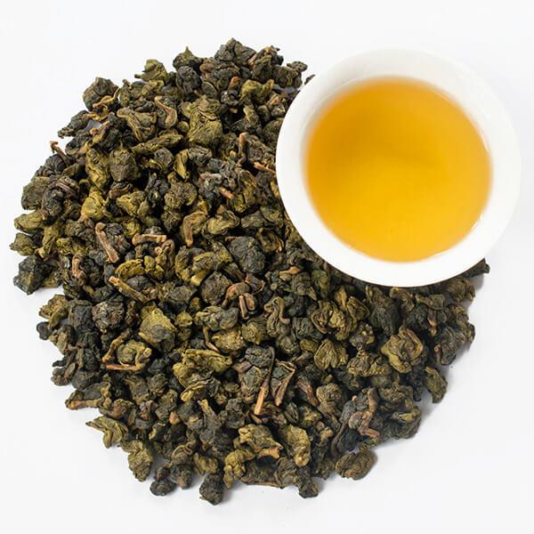 чай зеленый молочный улун картинки сам