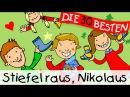 Stiefel raus Nikolaus Weihnachtslieder zum Mitsingen Kinderlieder
