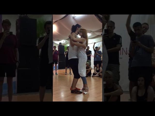 Nemanja Sonero Shatalova Kristina Tarraxinha Dance @ SSD 2017
