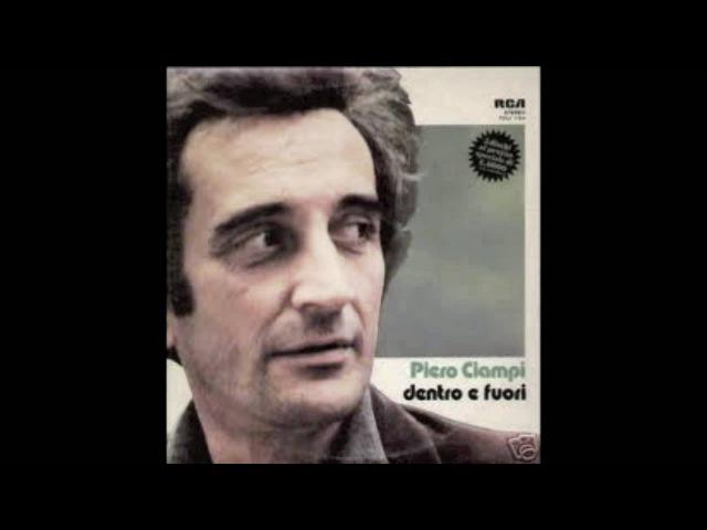 Piero Ciampi L'Assenza è Un Assedio