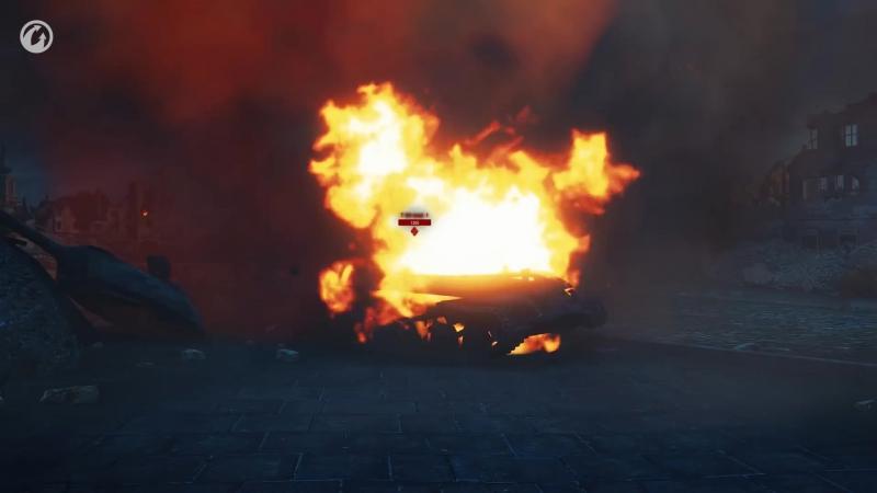 Моменты из World of Tanks. ВБР_ No Comments №65 [WoT]
