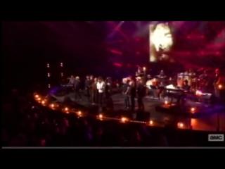 Kevin B, Peter Frampton, Sheryl Crow, Steven Tyler, Brandon Flowers- All You Need Is Love