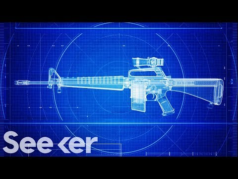 Engineering 'The Black Rifle': Why the AR-15 Is the Most Popular Gun in the U.S.