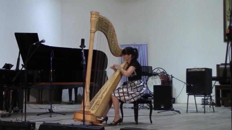 Новый блюз, Дебора Хенсон-Конант. Виговская Татьяна. Первый фестиваль JAZZ-MOMEN.2015