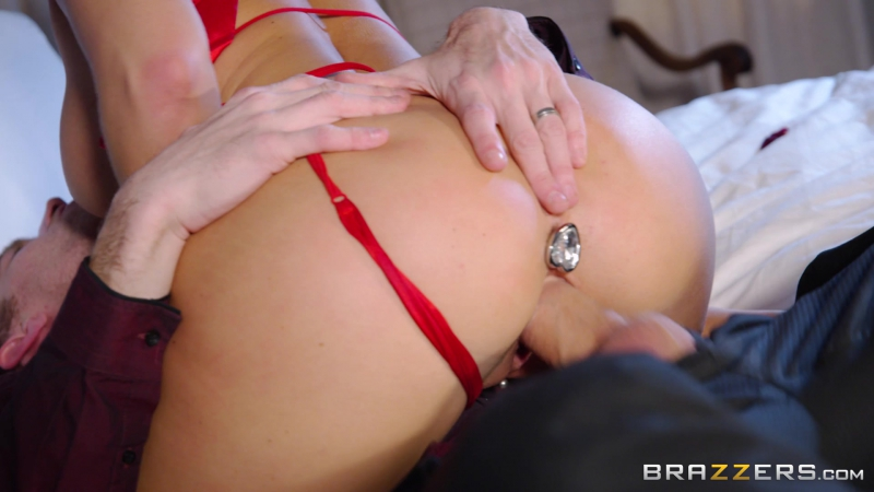 7 Year Anal: Blanche Bradburry Danny D by Brazzers Full HD 1080p, Anal, Big Tits, Porno, Sex, Секс,