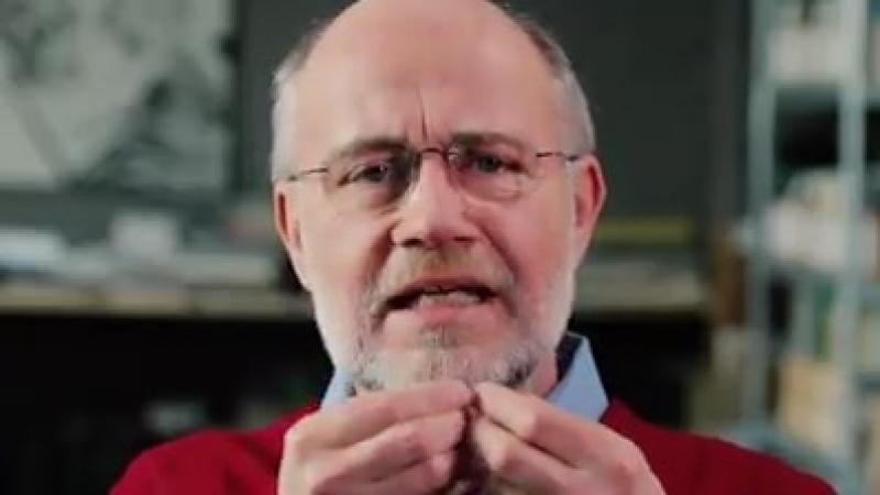 Harald Lesch mit einem persönlichen Nachruf auf Stephen Hawking.