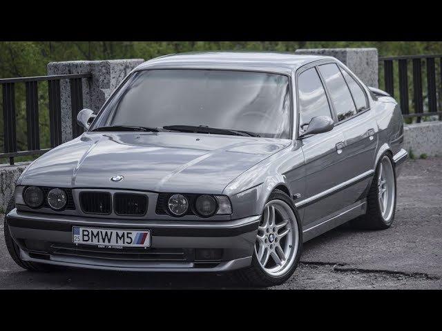 BMW M5 E34 S85V10 Зло во плоти