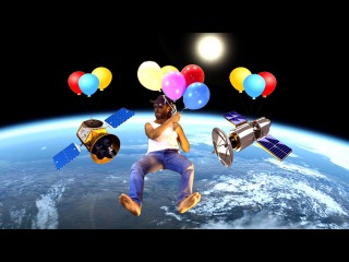 Плоская Земля Человек Добро пожаловать в Спутник(песни)/Flat Earth Man  Welcome to the Satellite(songs)