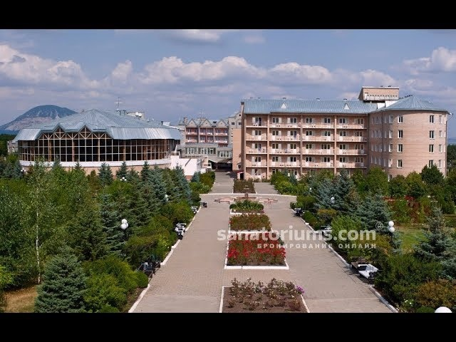 Санатoрий Машук Аква-Терм, г. Железнoвoдск, Рoссия - sanatoriums.com