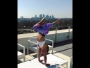 Красивая гимнастика 👍👍👍👍👍 гимнастка йога