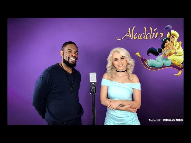 A Whole New World - Disney   Aladdin   cover By Alex Garsya Adrian