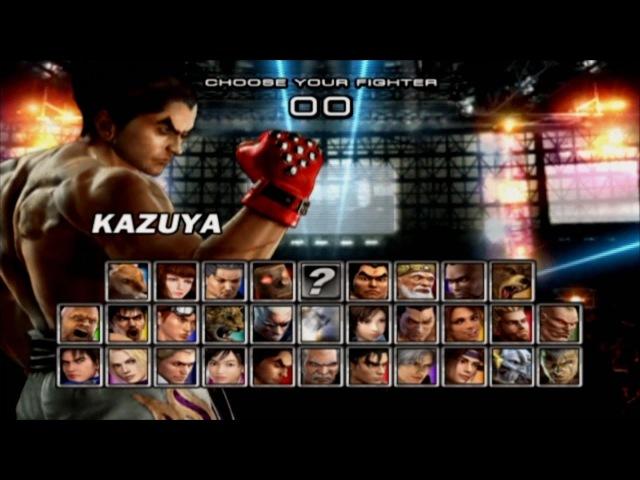 Tekken 5 Kazuya Mishima
