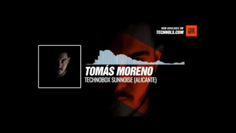 @TomasMorenoDj TechnoBox Sunnoise Alicante 01 01 2018 Music Periscope Techno