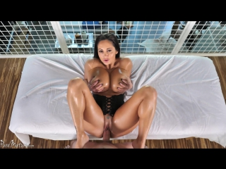 Ava addams body and rub [1080p, oil, milf, massage]