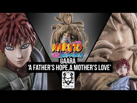 GAARA A FATHER S HOPE A MOTHER S LOVE HQS BY TSUME