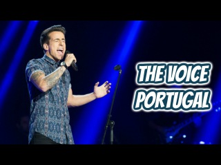 THE VOICE PORTUGAL - Fernando Daniel - When We Were Young by Adele