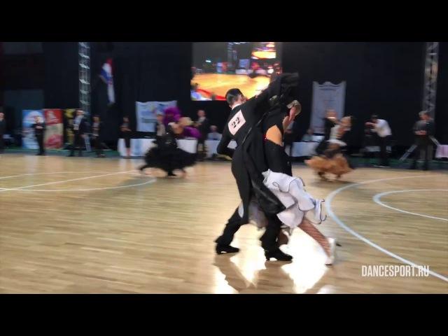 Tomas Fainsil - Violetta Posmetnaya, GER, Final Viennese Waltz
