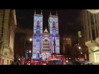 London lit up by Lumiere festival
