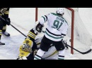 Seguin shows off slick hands, out waits three Bruins for OT goal