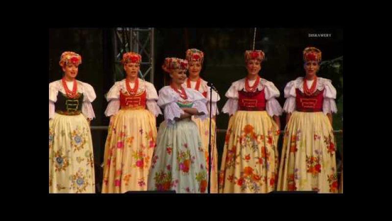 Koncert Zespołu Pieśni i Tańca Śląsk Koszęcin 2016