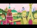 Рекламный мультфильм для ЦИАН.ру / база недвижимости