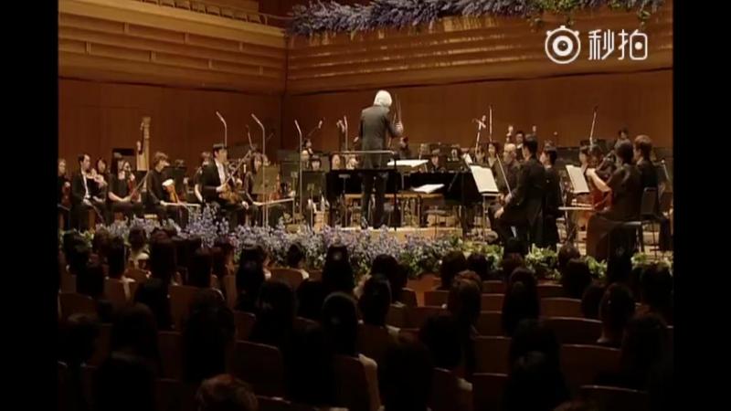 GACKT Weibo 17 11 2017 Tokyo Philharmonic Symphony Orchestra Karei naru kurashikku no tabe 2014