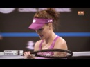 Aga Radwanska's best points of 2017 - Hard court Part 2 and Asian Swings