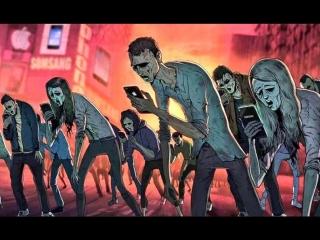 Матрица зомбирования землян (аниматор - Стив Каттс музыка - Rob Dougan -Clubbed