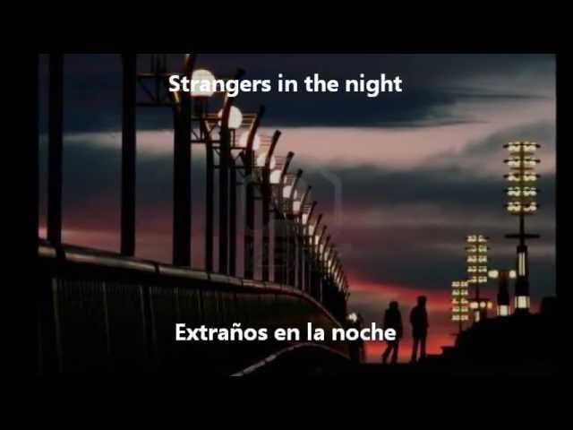 Frank Sinatra Strangers In The Night Subtitulada Inglés Español