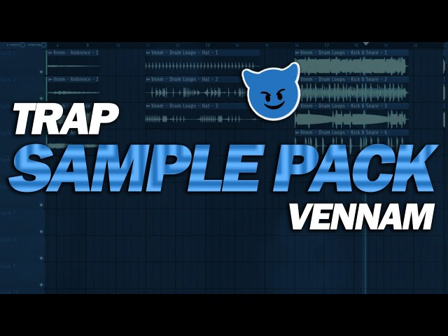 Free Trap Sample Pack by Vennam [FREE DOWNLOAD]