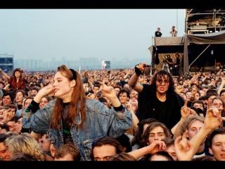 Фестиваль «монстры рока» в тушино 1991 (ac/dc metallica pantera)
