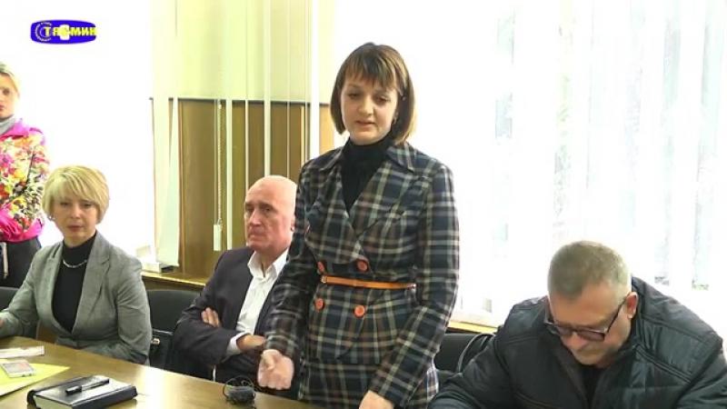 Засідання виконавчого комітету Смілянської міської ради 12 10 2017