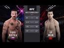 Yuri Boyka vs. Ip Man EA Sports UFC 2 - CPU vs. CPU