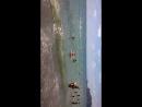 Черное море. Крым. Город Судак