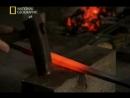 Катана. Изготовление самурайского меча
