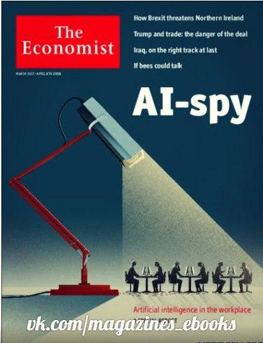 The Economist  2018-03-31