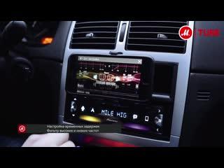 Обзор смарт-ресивера для автомобиля pioneer sph-10bt