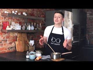Традиционный рецепт испанского лакомства пончики чуррос в посуде Tefal E 8312214 Inspiration