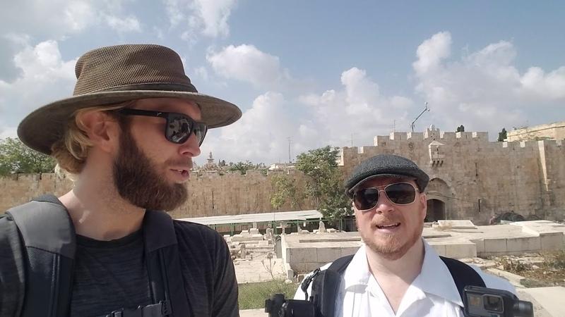 Holy Land w Jake Morphonios KMN