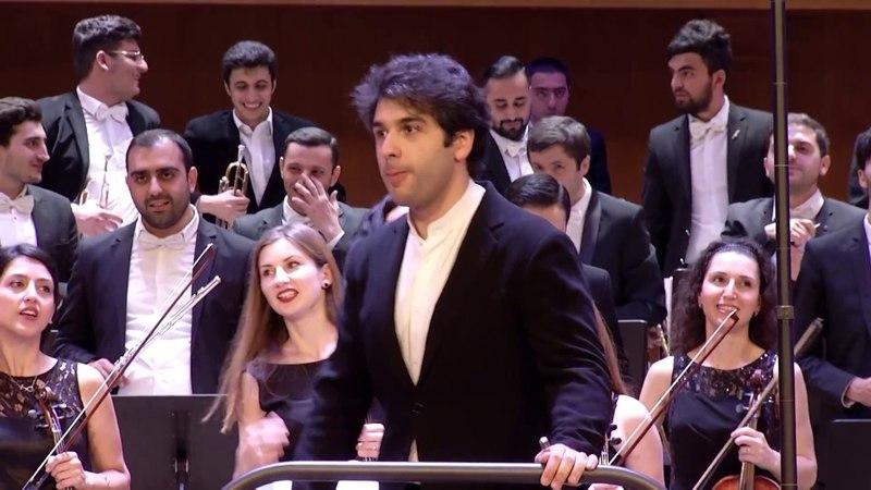 Verdiana performed by SYOA Sergey Smbatyan